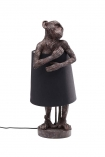 cutout Image of Marvin The Monkey Table Lamp on a white background