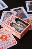 Music Genius Playing Cards