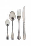 Image of the Nicolas Vahé 16 Piece Stainless Steel Cutlery Set on a white background