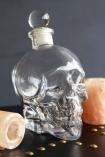 Skull Decanter & Two Salt Shots