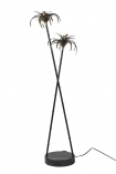 cutout Image of the Two Palm Reeds Floor Lamp on a white background