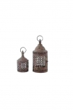 Set Of 2 Moorish Lanterns cutout image on white background