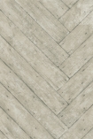 detail image of pattern on Andrew Martin Attic Collection Parquet Wallpaper - Ash - ROLL