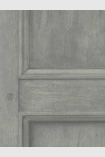 detail image of Andrew Martin Engineer Collection - Regent Wood Panelling Wallpaper - Grey - ROLL