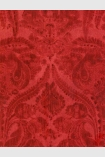 detail image of Andrew Martin Kew Wallpaper - Red - SAMPLE renaissance style repeated pattern
