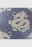detail image of Matthew Williamson Celestial Dragon Wallpaper - Purple W6545-03 - ROLL