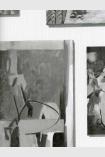 detail image of Andrew Martin Rockefeller Wallpaper - Stone - ROLL