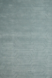 cutout image of Circuit 100% Wool Rug - Mint Green 01 - 120cm x 170cm on white background