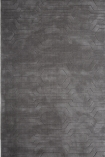 cutout image of Circuit 100% Wool Rug - Slate Grey 03 - 150cm x 230cm on white background