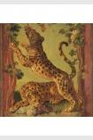 Image of the Unframed Leopard Love Art Print
