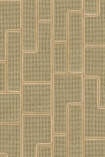 NLXL VOS-05 Vintage Angle Webbing Wallpaper by Studio Roderick Vos - Maple - ROLL