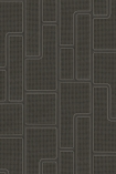 NLXL VOS-08 Vintage Angle Webbing Wallpaper by Studio Roderick Vos - Black - ROLL