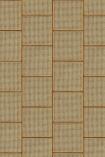 NLXL VOS-14 Vintage Square Webbing Wallpaper by Studio Roderick Vos - Oak - ROLL