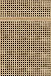 NLXL VOS-15 Vintage Square Webbing Wallpaper by Studio Roderick Vos - Maple - SAMPLE