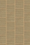 NLXL VOS-15 Vintage Square Webbing Wallpaper by Studio Roderick Vos - Maple - ROLL