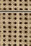NLXL VOS-17 Vintage Square Webbing Wallpaper by Studio Roderick Vos - Grey - SAMPLE