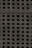 NLXL VOS-18 Vintage Square Webbing Wallpaper by Studio Roderick Vos - Black - SAMPLE