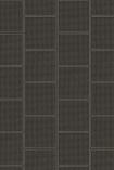 NLXL VOS-18 Vintage Square Webbing Wallpaper by Studio Roderick Vos - Black - ROLL