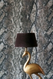 Chocolate Brown Sumptuous Velvet Lamp Shade - Available in 3 Sizes