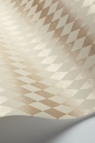 detail image of roll of Cole & Son Whimsical Collection - Titania Wallpaper - Cream 103/14060 - ROLL