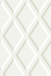 detail image of Cole & Son Contemporary Restyled - Pompeian Wallpaper - White 95/11060 - ROLL pale diamond repeated pattern