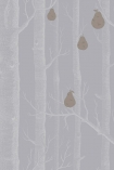 Cole & Son Contemporary Restyled - Woods & Pears Wallpaper - 3 Dark Colours Available