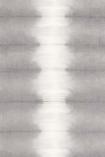 detail image of Designers Guild Savine Wallpaper - Graphite P615/02 - ROLL grey and white faded stripe repeated pattern