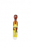 Image of the Disco diva doorstop on a white background cutout image