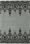 Matrix 100% Wool Rug - Grey