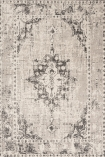 cutout image of Revive Rug - Grey 02 - 160cm x 230cm on white background