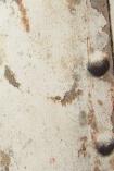 detail image of Koziel Rusted Metal Plate Wallpaper - SAMPLE pale distressed metal