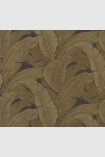 detail image of Teide Tropical Leaves Wallpaper - Darks 06 - ROLL