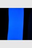 Neon Light - Personalised - White Jacket - Blue