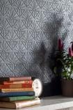 Anaglypta Deco Paradiso Wallpaper - White