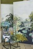 Christian Lacroix Incroyables et Merveilleuses Collection - Bagatelle Wallpaper