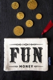 Fun Money Coin Purse