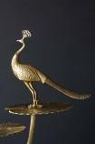 Gold Peacock Decorative Ornament