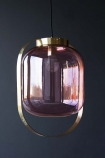 Jupiter Blush Pink Pendant Light