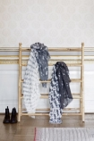 Natural Bamboo Towel Rail lifestyle image