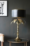Palm Tree Table Lamp lifestyle image