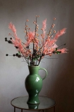 Image of all three options of the Faux Wild Stems in a vase
