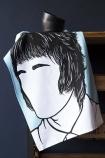 Rock Icon Tea Towel - Liam Gallagher