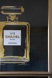 Half image of the World-Famous Perfume Fragrance Art Print