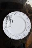 Image of the Giraffe Dinner Plate