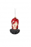 Image of the Ziggy Hanging Christmas Tree Decoration on a white background