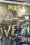 Love Potions and Snake Oil Antiqued Decorative Mirror