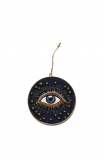 cutout imageof Lucky Eye Hanging Decoration on white background