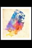 Unframed Sunny Leo Fine Art Print
