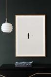 Unframed Time Reprise Art Print by Greg Eason