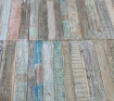Reclaimed Wood Floor Tiles detail image